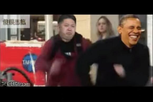 中国コラ職人が作ったという『金正恩動画』がヒドイと北朝鮮が削除要請 → 中国は拒否 / ネットの声「あまりにも無慈悲」