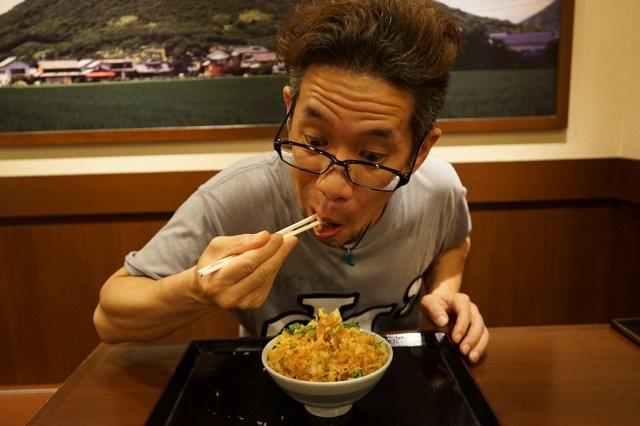 【コスパ良い贅沢】丸亀製麺で「130円で天丼を食べる方法」が斬新すぎる件