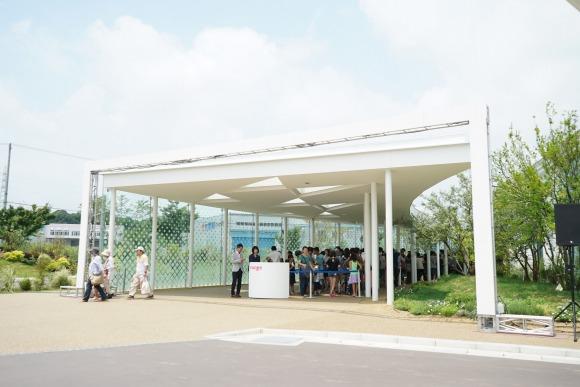 『うなぎパイ』で有名な春華堂が静岡県・浜松にオープンしたスイーツのテーマパーク『nicoe』に行ってみて思ったこと