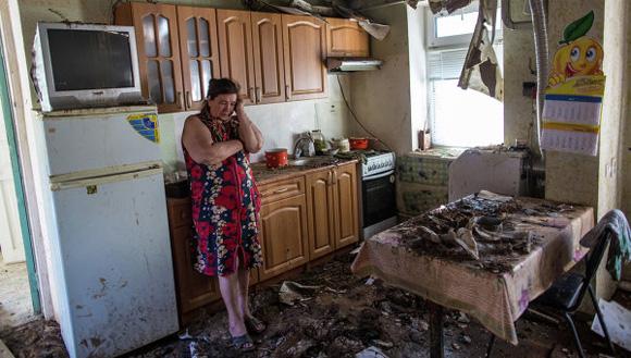 【ナターシャ通信】ウクライナ東部の今 / あとどのぐらい涙や血が必要なの?