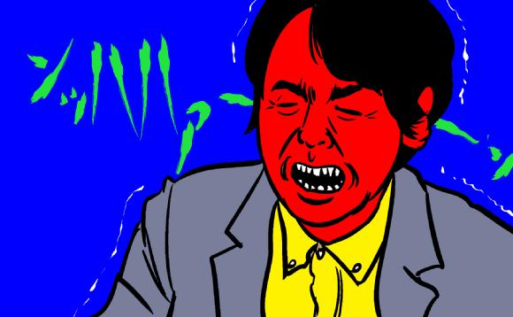 号泣会見の野々村議員とアンガールズ田中卓志さんが似ていると話題 / ネットの声「似てる」「モノマネ最高」