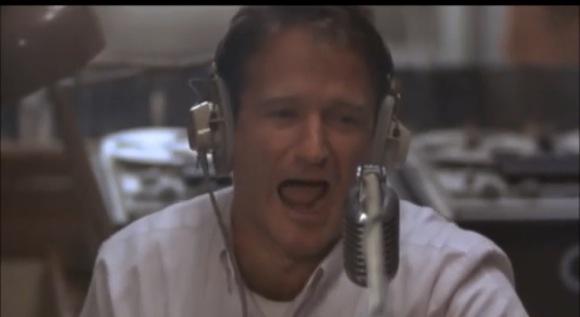 【NASA動画】宇宙に届けられた故ロビン・ウィリアムズさんの声「グッドモーニング ディスカバリー号!」