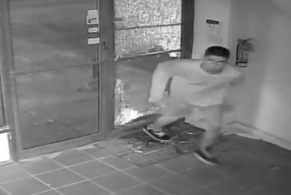 """【動画あり】これは恥ずかしい! 商店に侵入した泥棒が色々な意味で """"痛いヘマ"""" を踏む / 何がしたかったのかさっぱり分からない泥棒"""