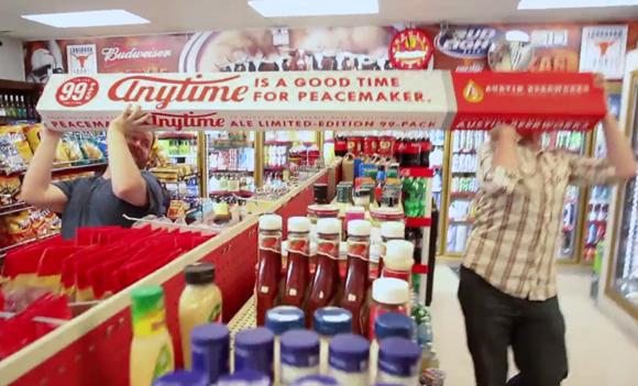 【This is アメリカ】テキサスの醸造所が99本入りのビールパックを発表! バズーカ級のデカさで笑った