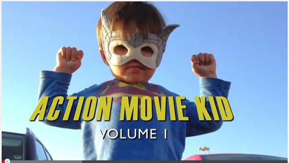 父ちゃんマジでスゲエ! プロのアニメーターが息子を主役にした短編映像続々公開 / クオリティ高すぎて笑った