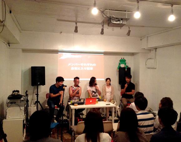 【レポート】ロケットニュース24初のトークイベント開催! 意外なほど多くの女性客が来場し思わず興奮したでござる