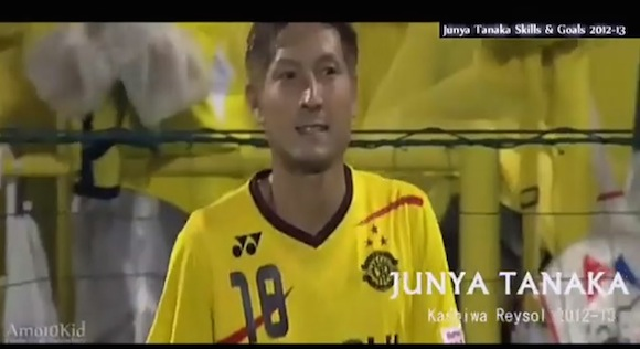 【衝撃サッカー動画】アギーレJAPANにフライング招集! スポルティング・リスボンに移籍した「田中順也」がどんな選手か一発でわかる動画がコレだ!!