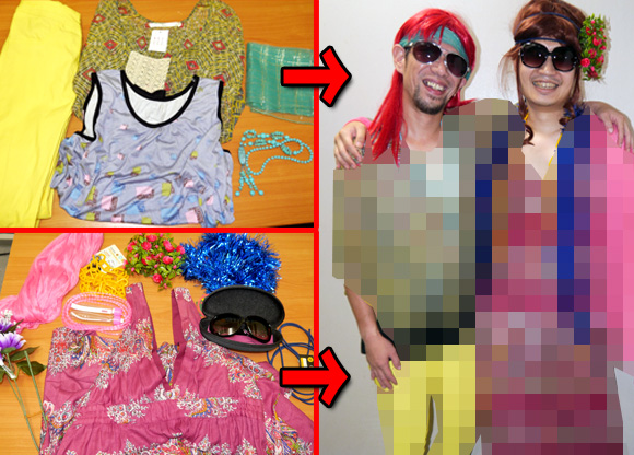 【ファッション対決】おばあちゃんの原宿『巣鴨』で商品を購入して「70年代ヒッピースタイル」に挑戦してみた(後編)