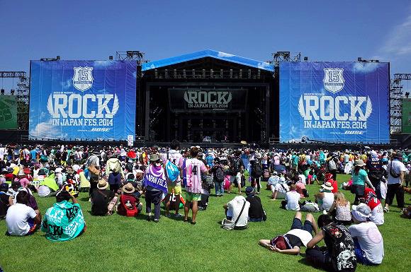 【RIJF2014】夏フェス未体験者こそ「ROCK IN JAPAN 」に行きなさい!