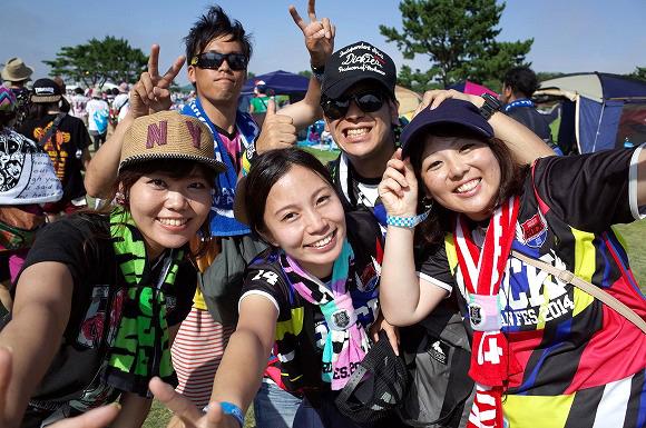 【RIJF2014】夏フェスの「自由さ」を感じる来場者画像109連発! 総勢326人の笑顔を見よ!!