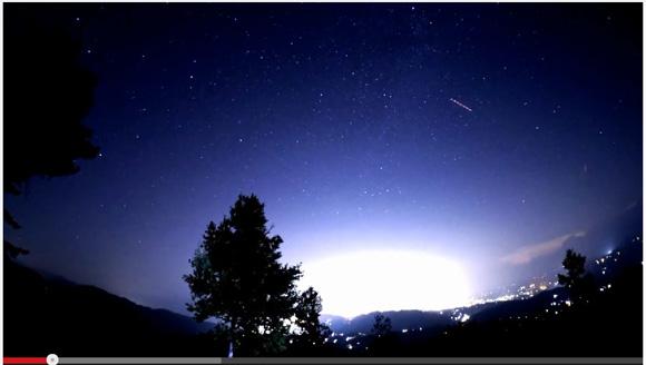 【今夜は星を観よう】8月12日深夜から13日未明にかけて「ペルセウス流星群」が観測できるぞ~ッ!!