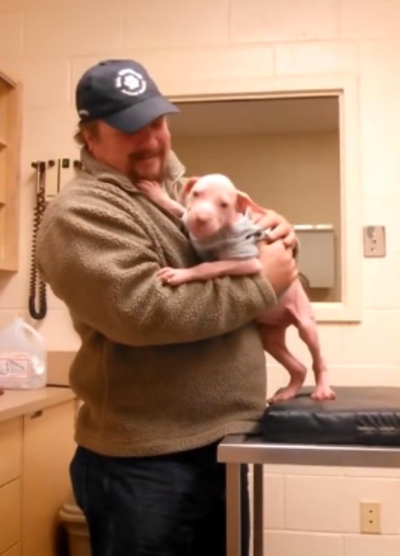 【感動】治療のため入院していた犬と人が久しぶりの再会を果たした時の瞬間映像 / ネットの声「これは泣ける」