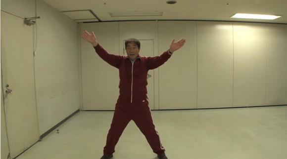 """【妖怪ウォッチ】漫画家・蛭子能収さんの「 """"ようかい体操第一"""" 踊ってみた動画」がジワジワくる件"""