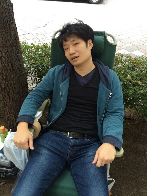 【iPhone6行列】和才記者に「ちょっとウンコしてくる」と言って15時間後に帰って来たらブチ切れされて笑った
