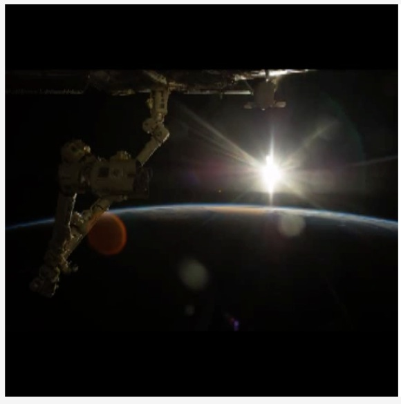 【神の視点】宇宙ステーションから拝む「日の出」はまさにゴージャス! マニアでなくても垂涎の美しさ