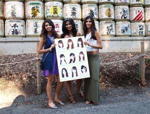 【独自調査】原宿の外国人50人に「あなたがカワイイと思うAKB48メンバーは誰?」と聞いてみた! ぶっちぎりの1位は山本彩! ビリはまさかの小嶋陽菜!!