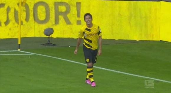 【動画あり】ドイツメディアが選ぶブンデスリーガでプレーした日本人選手ベスト10