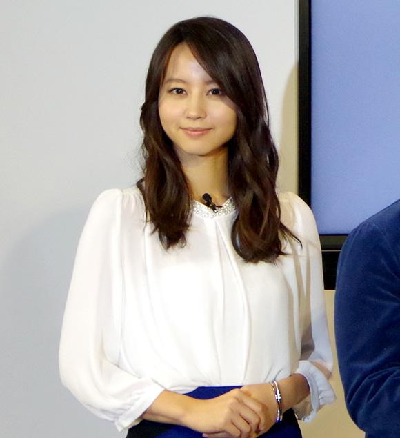 【iPhone6発売記念イベント】堀北真希さん画像集 / 麗しく美しきその姿に癒される