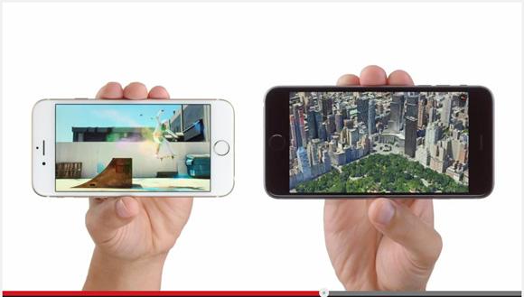発売直前の「iPhone6」と「iPhone6 Plus」のテレビCMが絶望的にダサい! 購入を真剣にためらうレベル