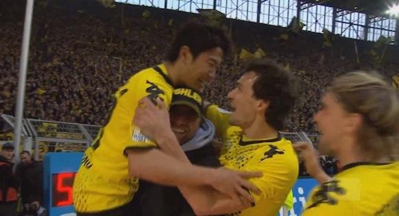 【衝撃サッカー動画】ドイツメディアが選ぶ「ドルトムント在籍時の香川真司選手が決めたゴール」ベスト5