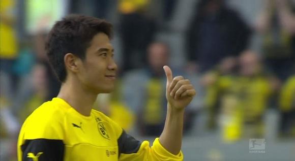 【海外サッカー】ドイツメディアが配信した「香川真司選手の復帰戦」の特集動画が最高にカッコイイ!!