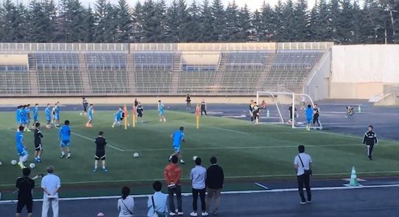【動画あり】大丈夫か!? サッカー日本代表の練習風景がヒドすぎるとネットで話題に / 「めっちゃ外しまくってるな」「想像以上だった」