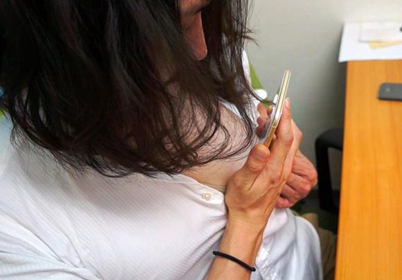 【検証】iPhone6 でも「乳首認証」は可能なのか試してみた