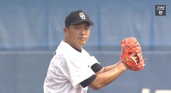 【衝撃野球ニュース】中日ドラゴンズ・山本昌投手が今季初先発で勝利投手に! 日本プロ野球新記録となる最年長勝利を達成!!