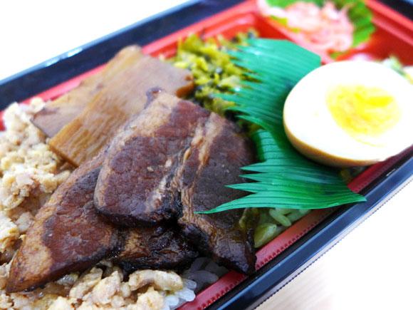 『ほっともっと』に台湾屋台メシ「ルーローハン(魯肉飯)」が登場! そぼろ肉じゃないけど「あー、これですわ!」という味だった!!