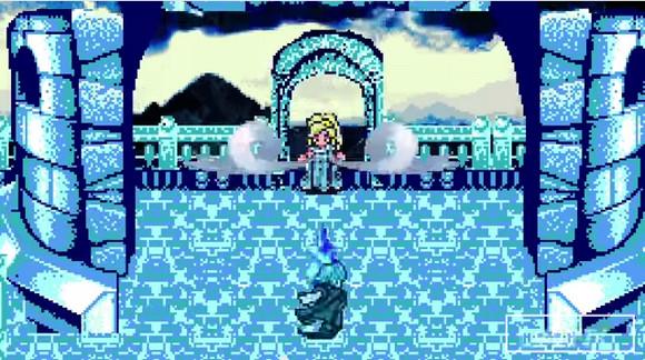 """ディズニーさんゲーム化して!! アクションRPG風『アナと雪の女王』ムービーがクオリティ高すぎと話題 / ピコピコ音な """"レリゴー"""" に名シーンも再現!"""