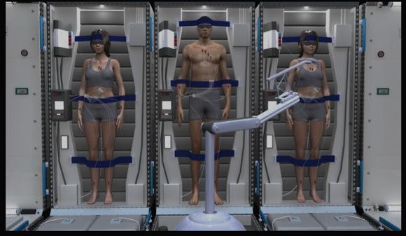 """【これぞSF】ついに宇宙飛行士の """"人工冬眠"""" が実現か / 火星への有人飛行に活用しようとNASA関連団体が前向きな姿勢"""