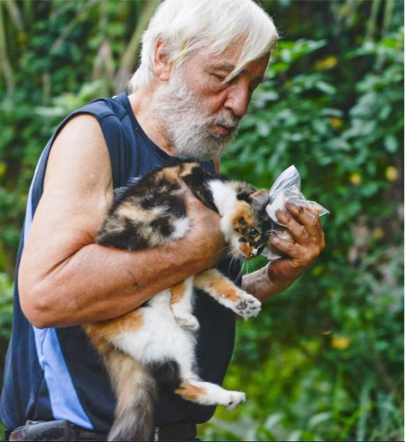 【ネコ助け】素晴らしい小銭の使い道! 約230万円分の小銭を集めた男性がノラ猫のために全額寄付!!