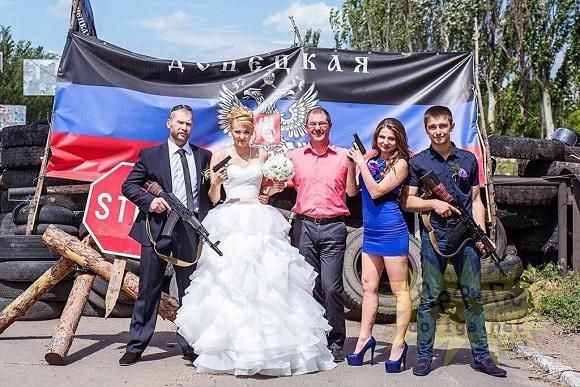 【ロシア画像集】ロシアの結婚式が異次元レベルでヤバい