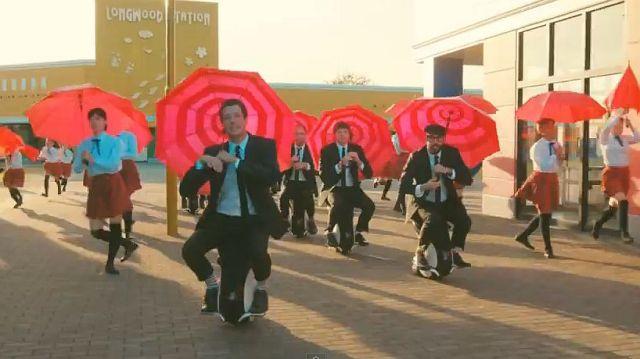 日本で撮影された米ロックバンド「OK Go」のミュージックビデオが話題に! Perfume もカメオ出演して公開3日で再生回数700万回突破の大ヒット!!