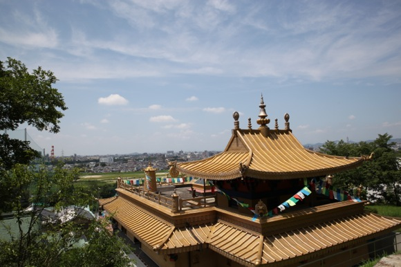 【中京のパワスポ】名古屋のチベット・守山区に本格チベット寺院を見た! 悟りは開けるのか? Byクーロン黒沢