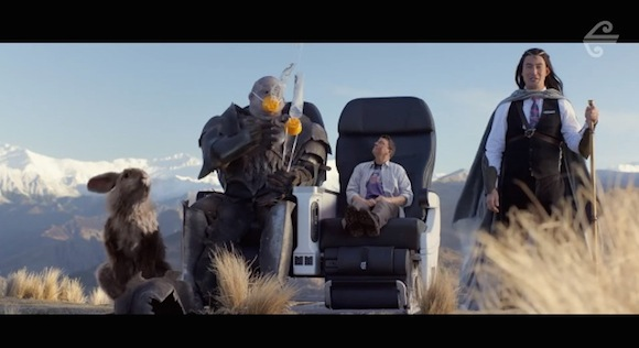 再生回数約270万! ニュージーランド航空の「機内安全ビデオ」が映画のようなクオリティで見入ってしまうレベル!!