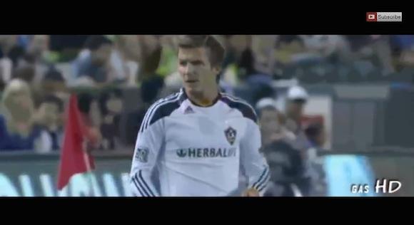 【伝説サッカー動画】イングランドの貴公子「デビッド・ベッカム」がいかにスゴかったかが一発でわかるスーパープレイ集