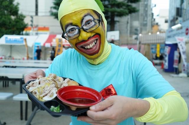 【さとっしーが行く】ふなっしーおススメ『船橋ソースつけ麺』が新宿に登場!さすがに合わないと思ったら激ウマという奇跡を見たなっしー
