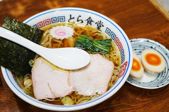 喜多方ラーメンより知名度は低いけどラーメン好きなら絶対食べておきたい福島の白河ラーメン元祖『とら食堂』