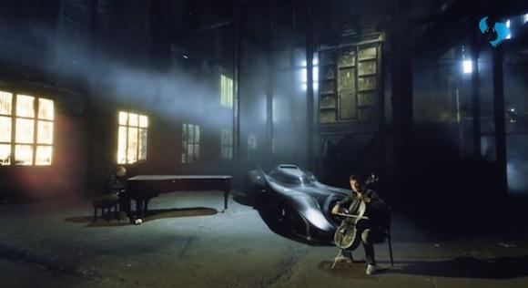 かっこよすぎて鳥肌注意! 75周年を迎えた『バットマン』のテーマを超斬新なクリエイター集団が演奏!!