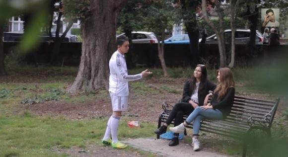 サッカー界屈指のイケメン「クリスティアーノ・ロナウド選手」になりきってナンパしたらこうなった