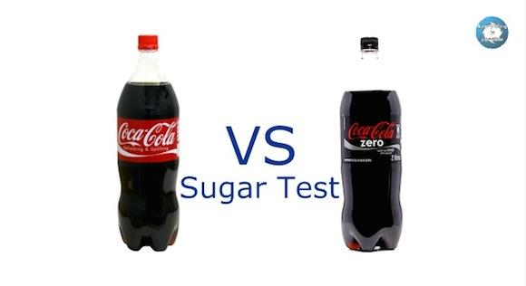 【検証】コカコーラにどれだけ砂糖が入っているのか一発でわかる動画がコレだ!!