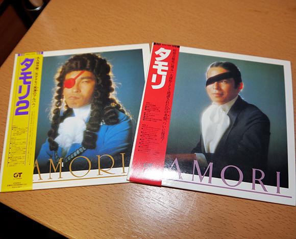 タモリさんの新番組を堪能するならアルバム作品『タモリ』『タモリ2』を絶対に聞いておいた方がいいぞ!