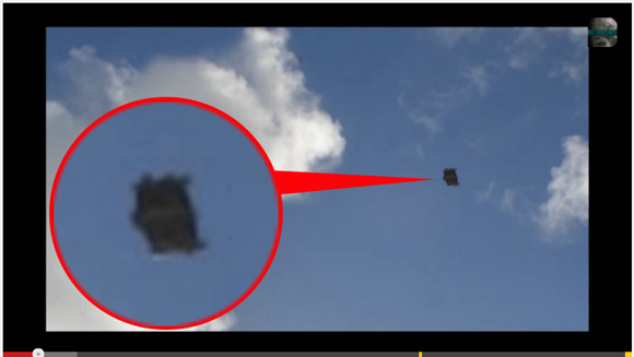 【衝撃動画】米フロリダ沖でナゾの飛行物体が目撃される! いまだかつてないほど鮮明な映像に驚愕