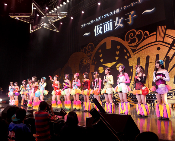 【マジかよ】仮面女子がバンドセットで日本最大級メタルフェス「ラウドパーク」に初参戦! サポートメンバー豪華すぎてこっちがオシッコチビるレベル!!