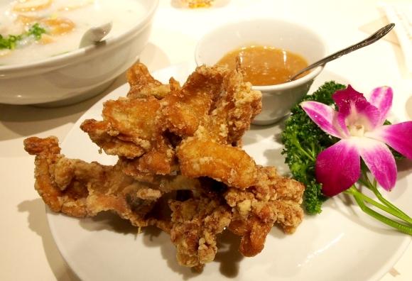【間違いない店】4時間煮込んで作られる中華粥&鶏の唐揚げは病みつき注意! 横浜中華街・『謝甜記 貮号店』