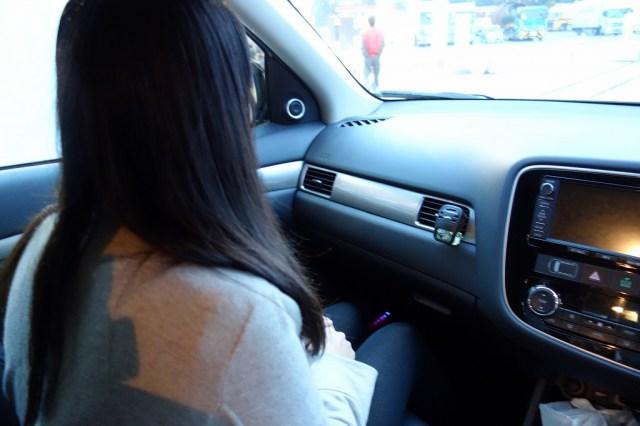 クリスマスにドライブデートしたいので自分の車を女子にチェックしてもらった→意外なことが超大事なことが判明