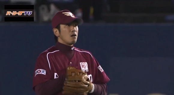 【衝撃野球動画】ゴールデン・グラブ賞を2年連続で受賞した「楽天・藤田一也」がどれだけ名手なのか一発でわかる動画がコレだ!!