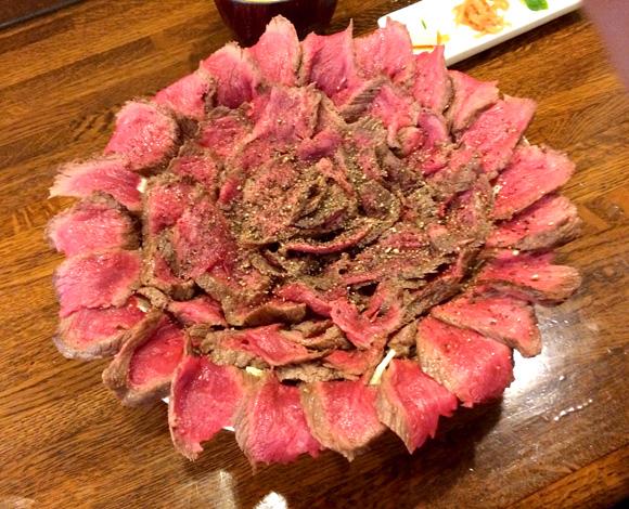 【グルメ】目黒区に咲いた大輪の肉の花! 遊食好房がぶの「がぶ丼」に目と胃袋を癒されろッ