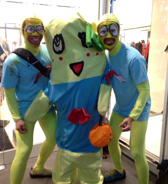 【ハロウィン2014】東京・渋谷駅前交差点 ~ センター街で出会った素敵な仮装者たちの画像まとめ
